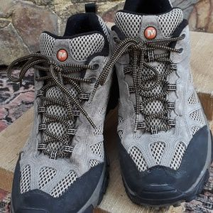 Merrill Suede Hiking Shoes 11.5